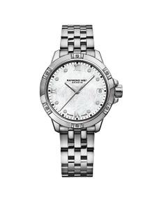 Raymond Weil Tango Classic Ladies Quartz 8 Diamonds Stainless Steel Watch