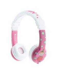 Buddyphones Moomin Foldable Headphones w/Travel Bag Little My
