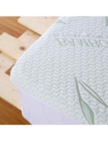 DreamZ Waterproof Breathable Bamboo Mattress Protector