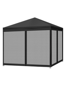 Mountview Pop Up Gazebo with Mesh Side Walls