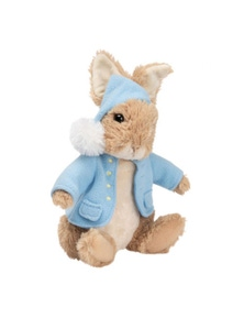 Beatrix Potter Bedtime Peter Rabbit Plush Ani Brahms Lullaby