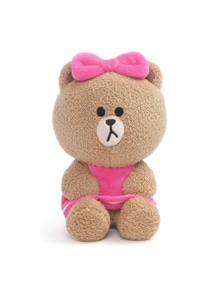 Disney Line Friends Choco Bear (18cm)