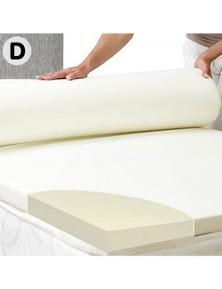 Laura Hill High Density Mattress Foam Topper 7Cm Double