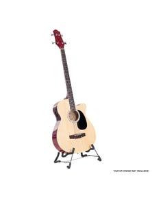 Karrera 43in Acoustic Bass Guitar