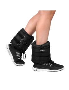 PowerTrain 5kg Heavy Duty Adjustable Ankle Weights