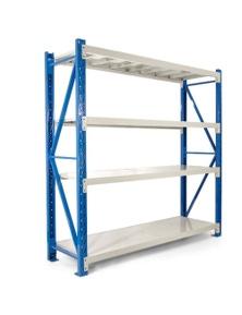 Klika Garage Storage Steel Rack Shelving 2.0m-wide 400kg