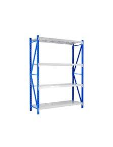 Klika 1 Bay Garage Storage Steel Rack Long Span Shelving 2.0m-wide 800kg