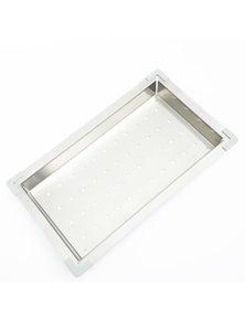 Klika Stainless Steel Sink Colander 445 x 275mm