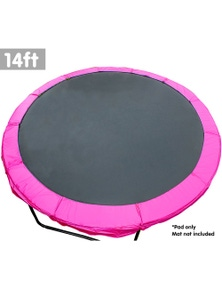 Kahuna 14ft Replacement Trampoline Pad Reinforced Outdoor Round Spring Cover