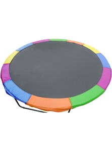 Kahuna 8ft Replacement Trampoline Pad Reinforced Outdoor Round Spring Cover