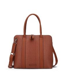 Gwendalynn Cool Clutch Laptop Handbag