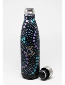 Earth Bottles Artist Collection Bottle - Saltwater Dreamtime