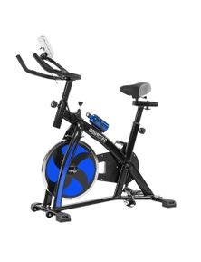 PowerTrain Flywheel Exercise Spin Bike Home Gym Cardio