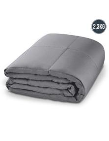 Laura Hill Weighted Blanket Heavy Kids Quilt Doona 2.3Kg