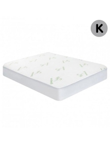 Laura Hill Bamboo Mattress Protector King