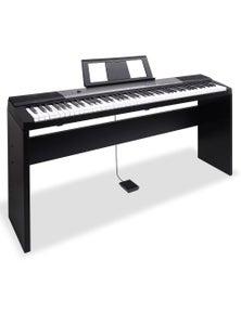 Karrera 88 Keys Electronic Keyboard Piano with Stand