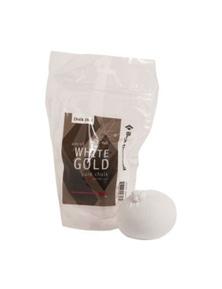 Black Diamond White Gold Climbing Chalk - Refillable Ball