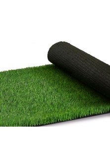 1 Roll Artificial Grass in 3 Spring-Grass Colour