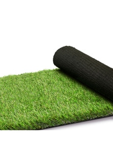 Synthetic Artificial Grass with 40MM Pile Length in 4 Autumn-Grass Colour