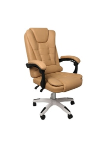 Leather Gaming Office Chair without Pedal