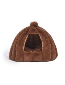 PaWz L Size 55x55x48cm Tent Shape Cat House