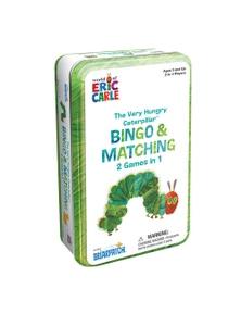 U Games The Very Hungry Caterpillar Bingo, Matching Kids Game