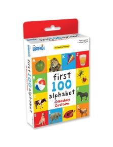Briar Patch First 100 Alphabet Matching Card Game