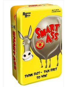 U Games Smart Ass Card Game 12y+