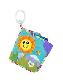 Lamaze Friends - Soft Book Baby Toy 0M+