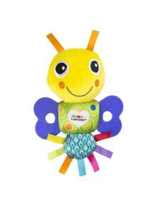 Lamaze Mini Teether Freddie Baby Toy 0M+