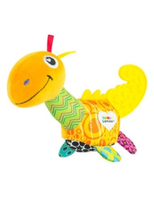Lamaze Mini Teether Dino Baby Toy 0M+