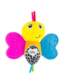 Lamaze Mini Teether Butterfly Baby Toy 0M+