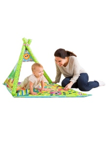 in 1 Baby Play Gym Activity Mat 4