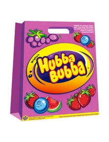 Wrigley's HUBBA BUBBA Kids Showbag Candy Sour Confectionery Show Bag Official Licensed