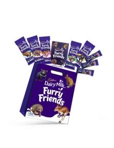 Cadbury Furry Friends Showbag