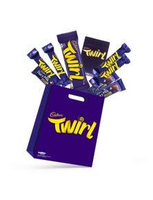 Cadbury Twirl Showbag