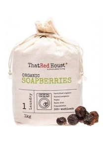 That Red House Natures Laundry Detergent 1kg Organic Soapberries