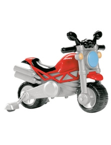 Chicco Ducati Ride On Monster Bike 18m+