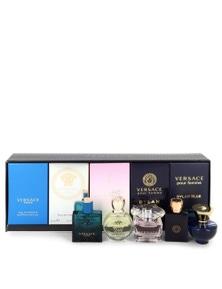 Versace Mini Set 5Pc by Versace for Unisex (5ML) Eau de Toilette - MINI SET