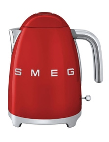 Smeg 1.7L 50's Style Stainless Steel Kettle