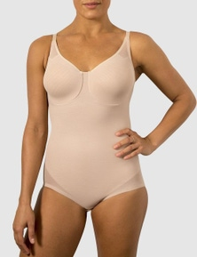 Miraclesuit Shapewear Sheer Shaping Sheer X-Firm Underwire Bodybriefer
