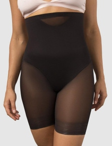 Miraclesuit Shapewear Sheer Shaping Sheer X-Firm Hi Waist Long Leg