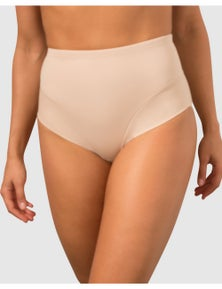 Miraclesuit Shapewear Sheer Shaping Waist Line Brief