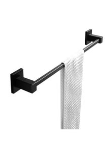 Gama Square Single Towel Rail