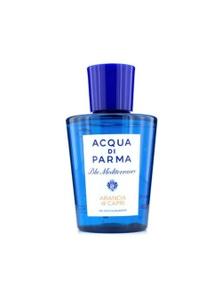 Acqua Di Parma Blu Mediterraneo Arancia Di Capri Relaxing Shower Gel (New Packaging) 200ml