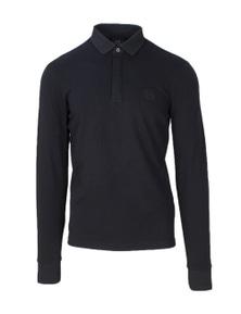 Armani Exchange Men's Polo In Black