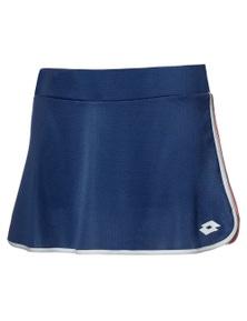 Lotto Girls's Shela II Skort Skirt Tennis Sport Quick Dry - BlueTwilight