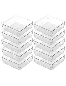 Box Sweden Crystal Storage Tray 10PK