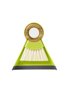 Full Circle Tiny Team Mini Brush & Dustpan Set - Green