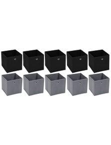 Box Sweden Mode Storage 29cm Cube-Assorted 10PK